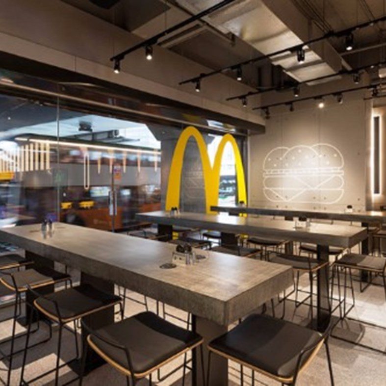 McDonald's Experience of The Future