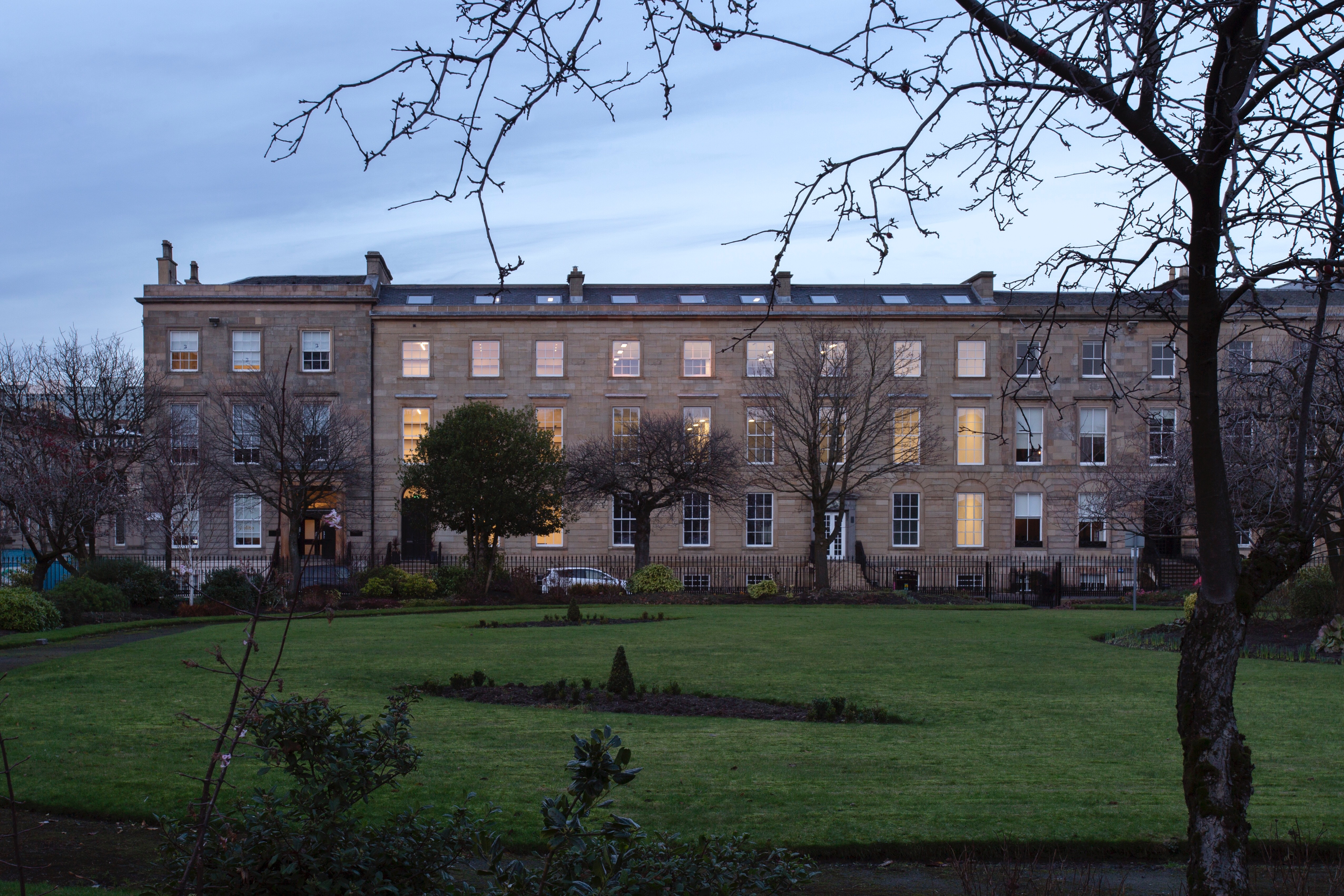 2-4 Blythswood Square Office Refurbishment